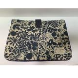 American Eagle Outfitters Bags | Aeo Laptop Padded Sleeve Case | Color: Blue/Tan | Size: Os