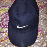 Nike Other | Cute Navy Nike Baseball Cap | Color: Blue | Size: 4-7