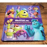 Disney Other | Disney Pixar Monsters Ink Storybook Collection | Color: Gold | Size: Osbb