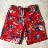 American Eagle Outfitters Swim   Ae Bathing Suit   Color: Red   Size: 32