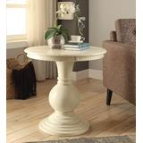 Alyx Accent Table in Antique White - Acme Furniture 82818
