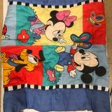 Disney Other | Mickey Baby Blanket | Color: Green | Size: Osbb