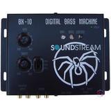 Soundstream BX-10 Digital Bass Reconstruction Processor with Remote,Black