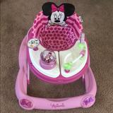 Disney Other | Disney Minnie Mouse Walker | Color: Pink | Size: Osbb