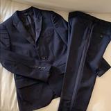J. Crew Matching Sets   J Crew Sz. 8 Boy S Ludlow Peak-Lapel Tuxedo   Color: Black   Size: 8b