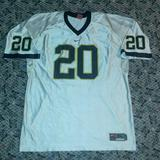 Nike Shirts | 2000 Nike Michigan Wolverines Football Jersey Ncaa | Color: Blue/White | Size: Xl
