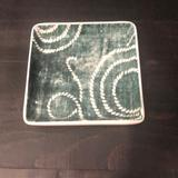 J. Crew Other   J. Crew Ceramic Tray   Color: Green/White   Size: Os