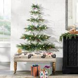 Christmas Wall Hanging Tree - Grandin Road