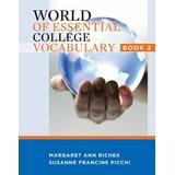 World of Essential College Vocabulary, Book 2