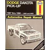 Dodge Dakota Pick-Up Automotive Repair Manual