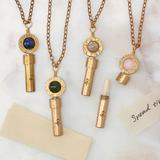 Wishbeads Intention Necklaces