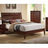 Ilana Queen Bed in Brown Cherry - Acme Furniture 20400Q