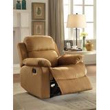Parklon -- Recliner in Brown Microfiber - Acme Furniture 59468