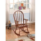 Kloris Youth Rocking Chair in Tobacco - Acme Furniture 59215