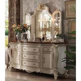 Picardy Dresser in Antique Pearl & Cherry Oak - Acme Furniture 26905