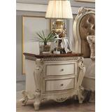Picardy Nightstand in Antique Pearl & Cherry Oak - Acme Furniture 26903