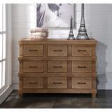 Adams Dresser in Antique Oak - Acme Furniture 30614