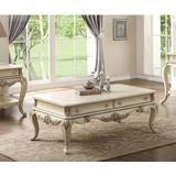 Ragenardus Coffee Table in Antique White - Acme Furniture 86020