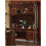 Vendome Computer Desk & Hutch in Cherry - Acme Furniture 92128