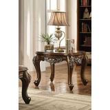 Latisha End Table in Antique Oak - Acme Furniture 82117
