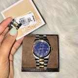 Michael Kors Jewelry   Michael Kors Watch 2 Tone (Silver And Gold)   Color: Silver   Size: Os