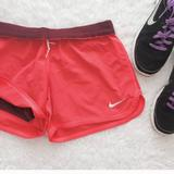 Nike Shorts   Nike Dri Fit Athletic Small Shorts Built In!   Color: Pink/Purple   Size: S