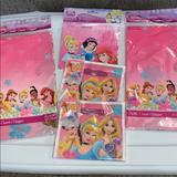 Disney Other   Disney Princess Party Supplies   Color: Pink   Size: One Size Fits All