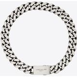 Curb Chain Necklace - Metallic - Saint Laurent Necklaces