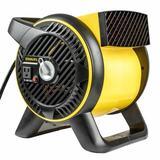 Stanley Heavy-Duty Utility Blower Fan in Yellow, Size 12.0 H x 12.5 W x 10.0 D in   Wayfair ST-310A-120