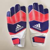 Adidas Accessories | Adidas Doccer Junior Gloves Predator Soft Grip #5 | Color: Purple/Red | Size: 5