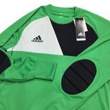 Adidas Shirts | Adidas Assita Soccer Goalie Jersey | Color: Black/Green | Size: Various