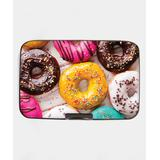 Fig Design Group Wallets multi - Yellow & Pink Donuts Armored RFID-Secure Credit Card Case