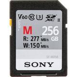 Sony 256GB SF-M/T2 UHS-II SDXC Memory Card SF-M256/T2