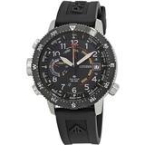 Promaster Altichron Black Dial Sports Watch -07e - Black - Citizen Watches