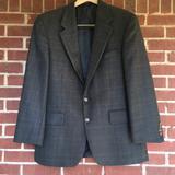 Ralph Lauren Suits & Blazers | 100% Wool Men Ralph Lauren 43r Blazer Coat | Color: Blue | Size: 43r