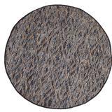 World Menagerie Romeo Geometric Handmade Tufted Jute/Sisal Blue/Area Rug in Gray, Size 57.0 W x 0.5 D in | Wayfair C49A5E1A3FC442AC9261C8DEF422B0D0