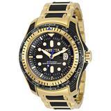 Invicta Hydromax Quartz Black Dial Men's Watch 29588