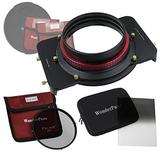 WonderPana FreeArc 66 Essentials CPL and GND 0.9HE Kit Compatible with Tamron 15-30mm SP F/2.8 Di VC USD (G1 & G2) and Pentax-D FA 15-30mm f/2.8 ED SDM WR Lens