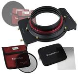 WonderPana FreeArc 66 Essentials CPL and GND 0.6HE Kit Compatible with Tamron 15-30mm SP F/2.8 Di VC USD (G1 & G2) and Pentax-D FA 15-30mm f/2.8 ED SDM WR Lens