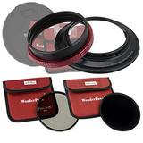 WonderPana FreeArc 145mm MC-CPL and ND1000 Kit Compatible with Tamron 15-30mm SP F/2.8 Di VC USD (G1 & G2) and Pentax-D FA 15-30mm f/2.8 ED SDM WR Lens