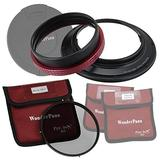 WonderPana FreeArc 145mm CPL Kit Compatible with Tamron 15-30mm SP F/2.8 Di VC USD (G1 & G2) and Pentax-D FA 15-30mm f/2.8 ED SDM WR Lens