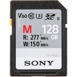 Sony 128GB SF-M/T2 UHS-II SDXC Memory Card SF-M128/T2