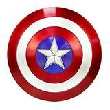 DMAR Captain America Shield 22 Inches Marvel Legends Escudo del Capitan America for Adult Avengers capt A Shield
