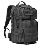 Military Tactical Backpack 3 Day Assault Pack Army Molle Bug Bag Backpacks Rucksack 35L Black