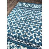 Madcap Cottage by Momeni Navy Under A Loggia 3 ft 9 in x 5 ft 9 in Area Rug