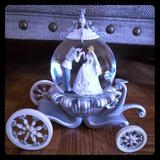 Disney Other | Disney Collectible Conderella Snowglobe | Color: Tan | Size: Os