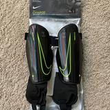 Nike Other   Nike Youth Charge 2.0 Soccer Shin Guard Size L   Color: Black   Size: L