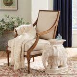 Elephant Garden Stool - Ballard Designs