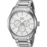 ESQ Men's Multifunction Stainless Steel Bracelet Watch FE/0010