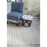 Madcap Cottage by Momeni Beige 2 ft 3 in x 8 ft Block Island Area Rug